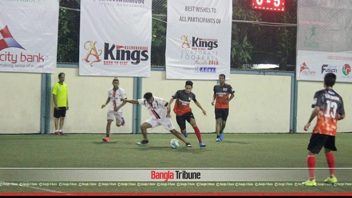 Kings, Therap win big in in corporate football fiesta