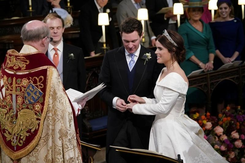 Britain's second royal wedding of the year