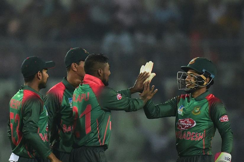 Miraz three-for spurs Bangladesh to beat Zimbabwe