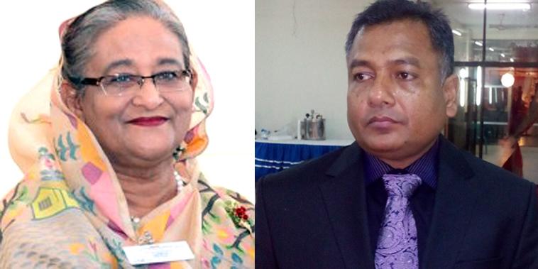 Landslide victory of Sheikh Hasina