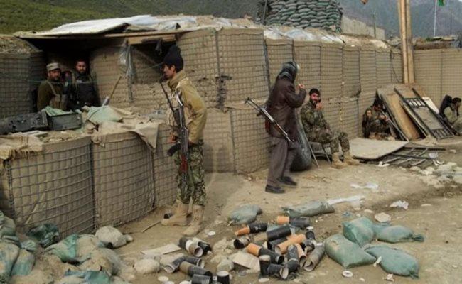আফগানিস্তানে পুলিশ-তালেবান  সংঘর্ষে নিহত ২৩, আহত ২০