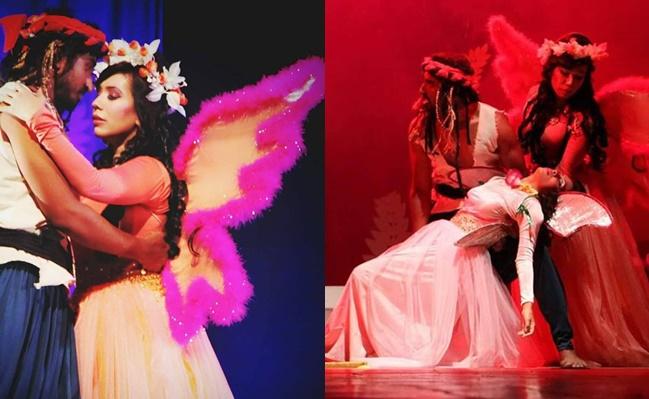আজ জাতীয় নাট্যশালায় 'গহর বাদশা ও বানেছা পরী'